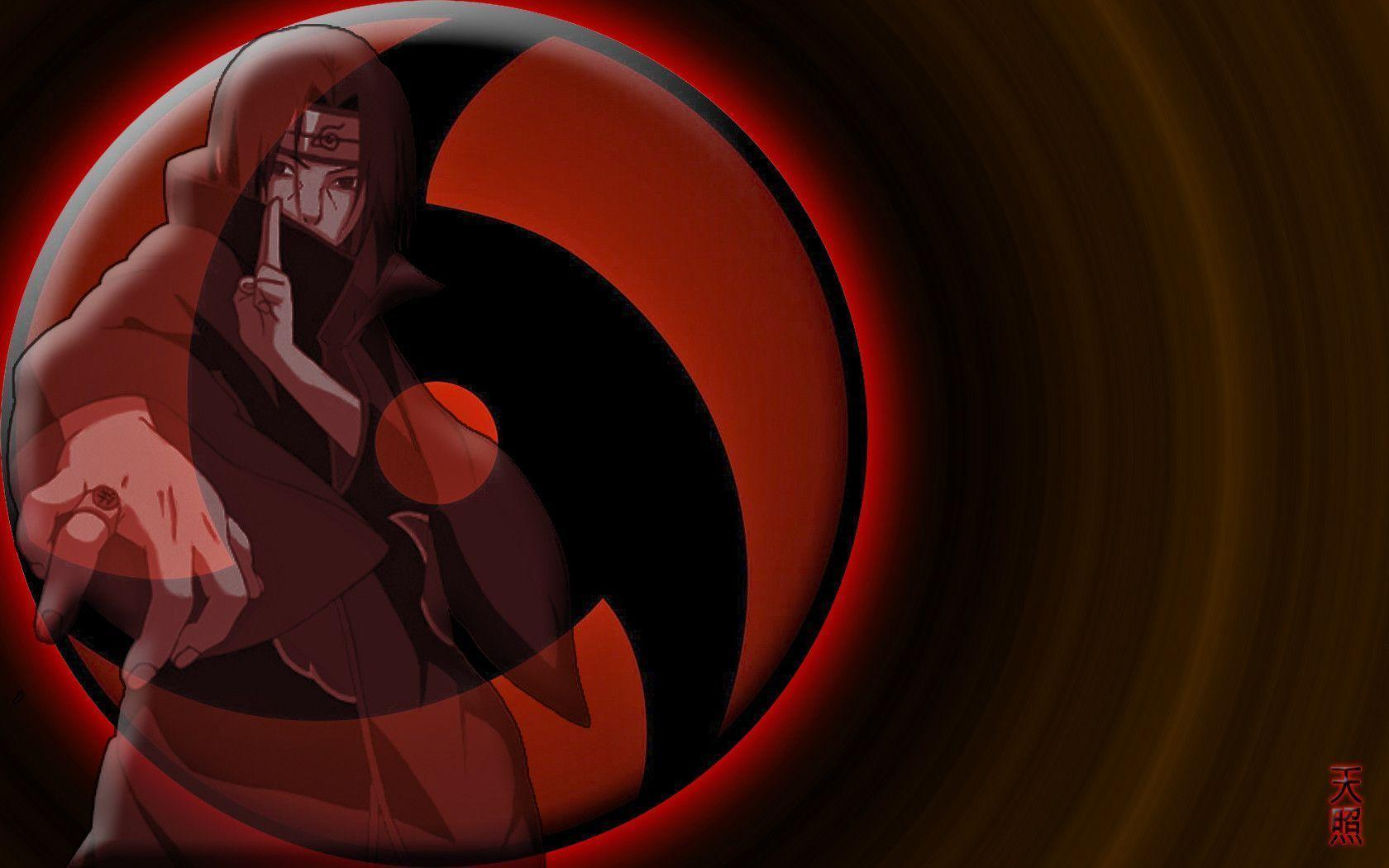 Itachi Shippuden Wallpapers - Wallpaper Cave