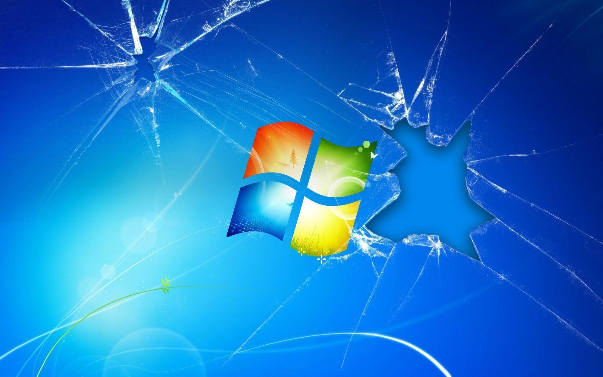Broken Screen Wallpaper: Cracked Screen Wallpapers