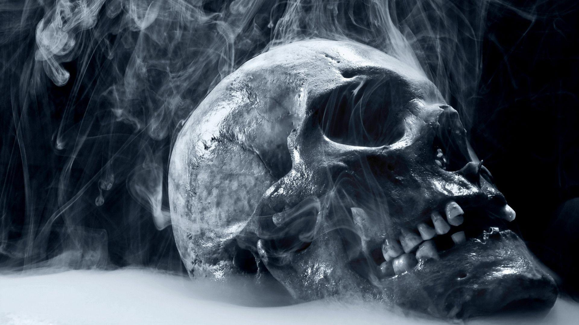 Hd Skull Wallpapers Wallpaper Cave