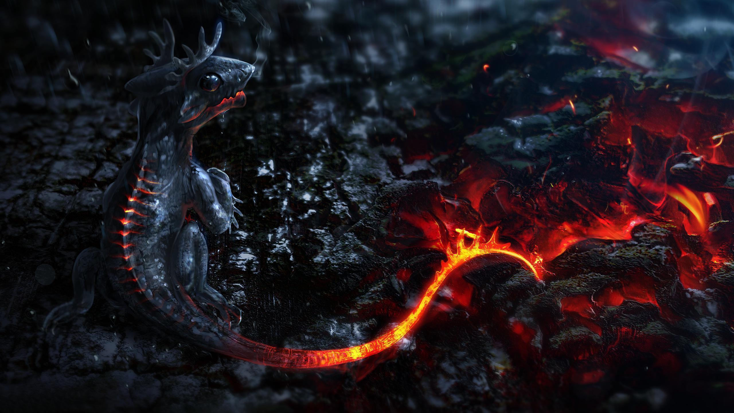 dragon wallpaper widescreen high resolution - photo #30