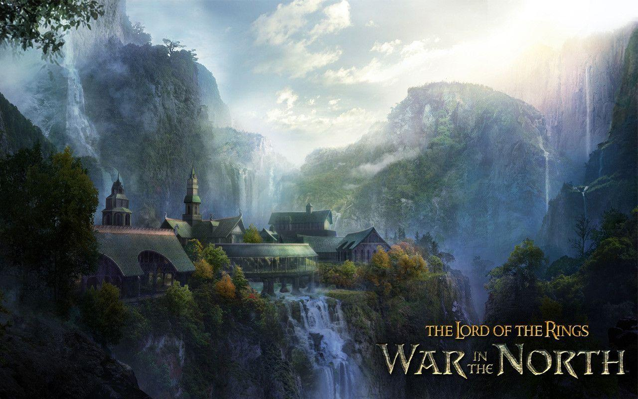 Lord of the Rings War In The North Windows 7 Theme