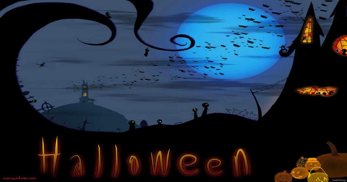 scary halloween wallpapers halloween time computer desktops