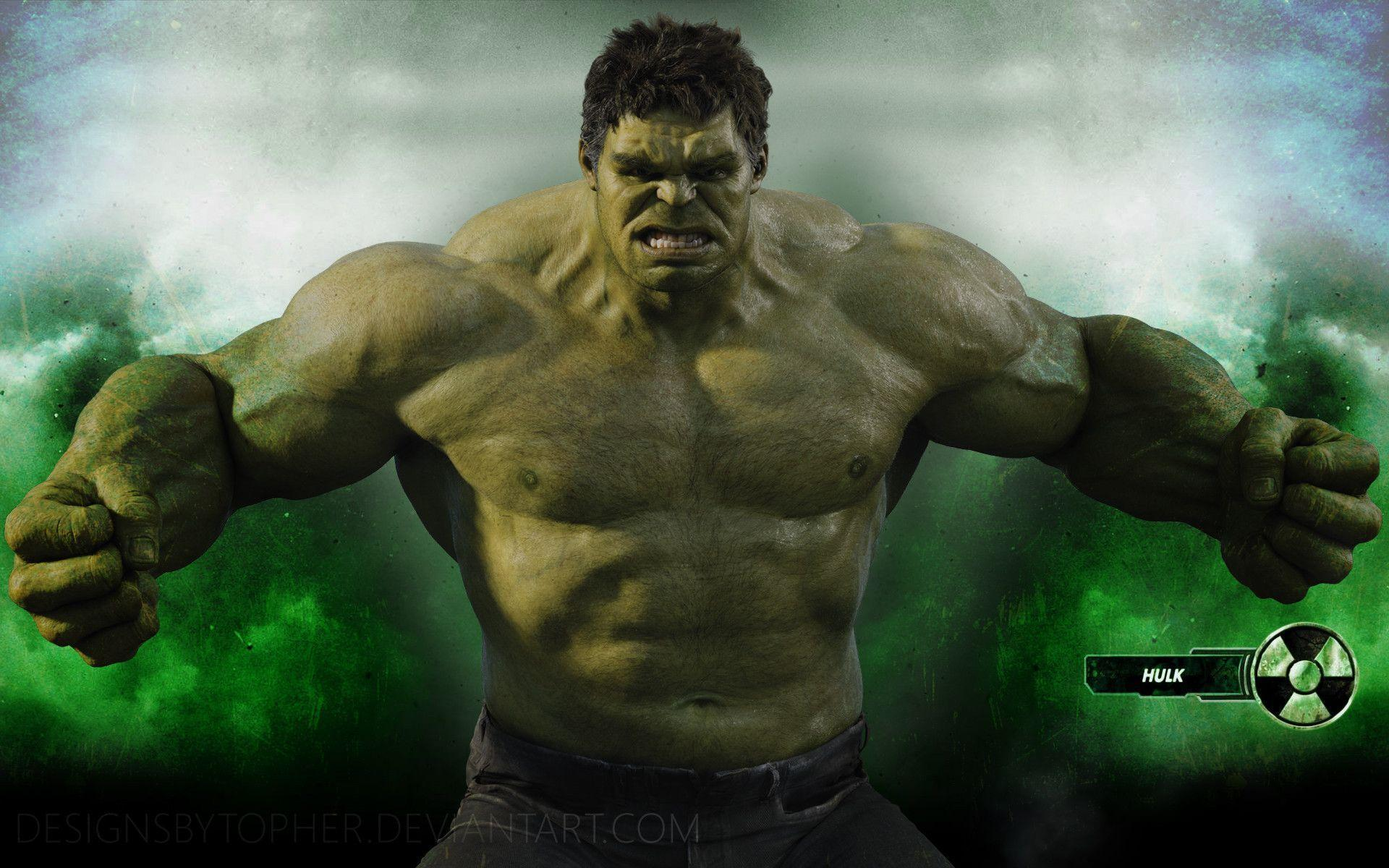 It is a picture of Sly Incredible Hulk Images