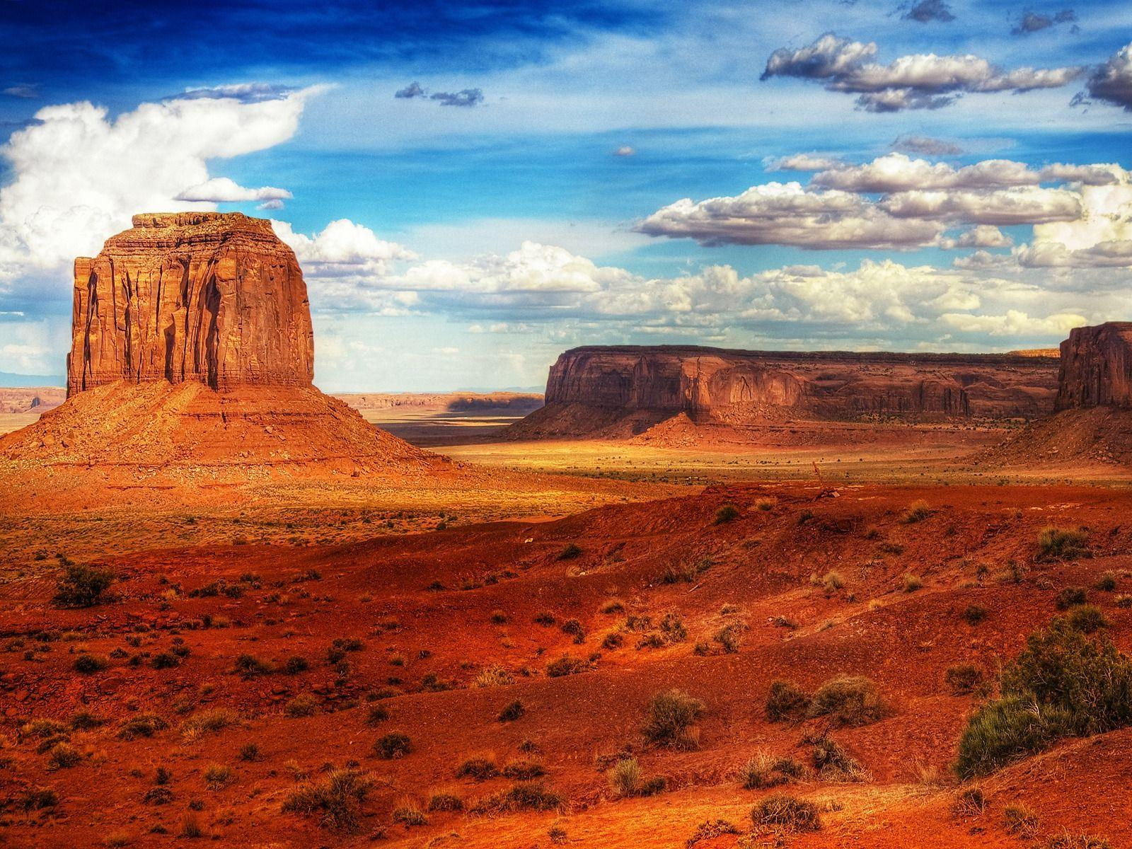Monument Valley Wallpapers United States World