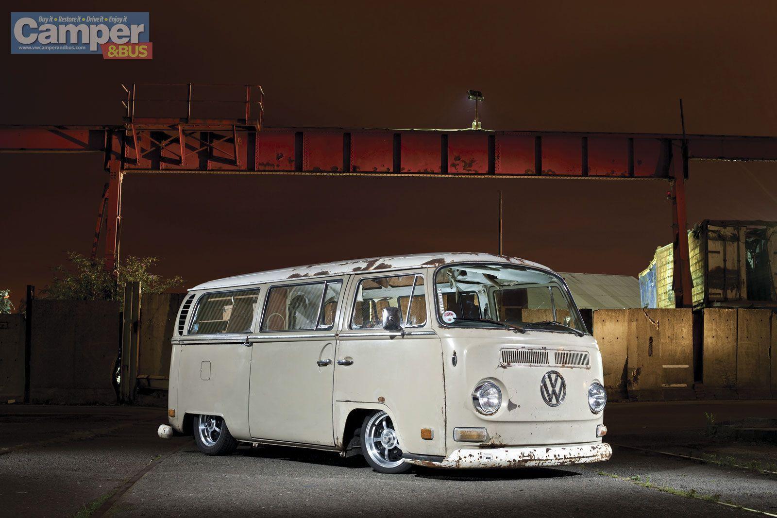 Volkswagen Bus Wallpapers