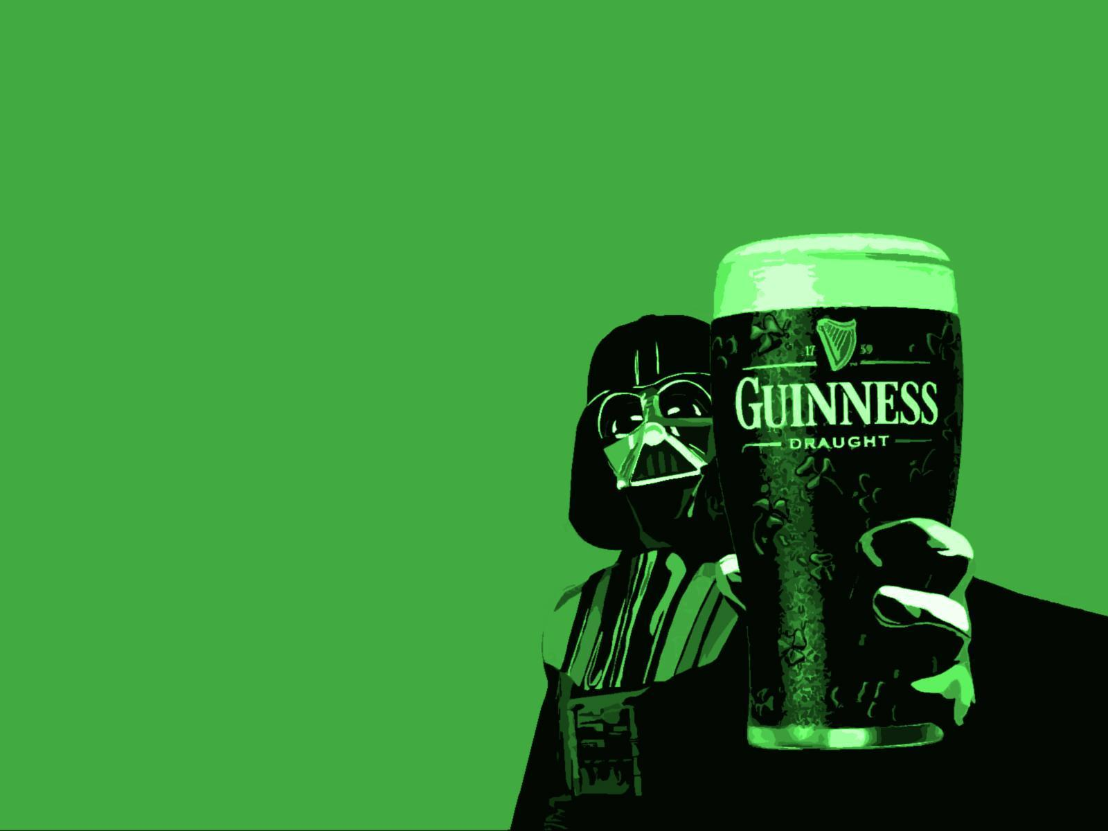 St. Patrick's Day with Guinness wallpapers and images - wallpapers ...