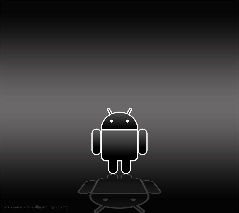 Android Logo Wallpapers Black Android Logo Black: Black Net Android