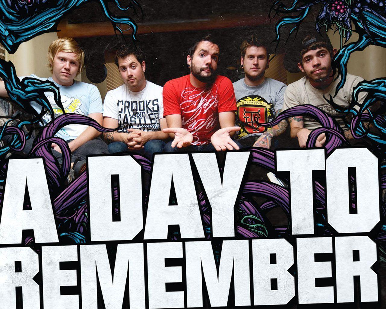 4 A Day To Remember Hd Wallpapers Background Images Wallpaper