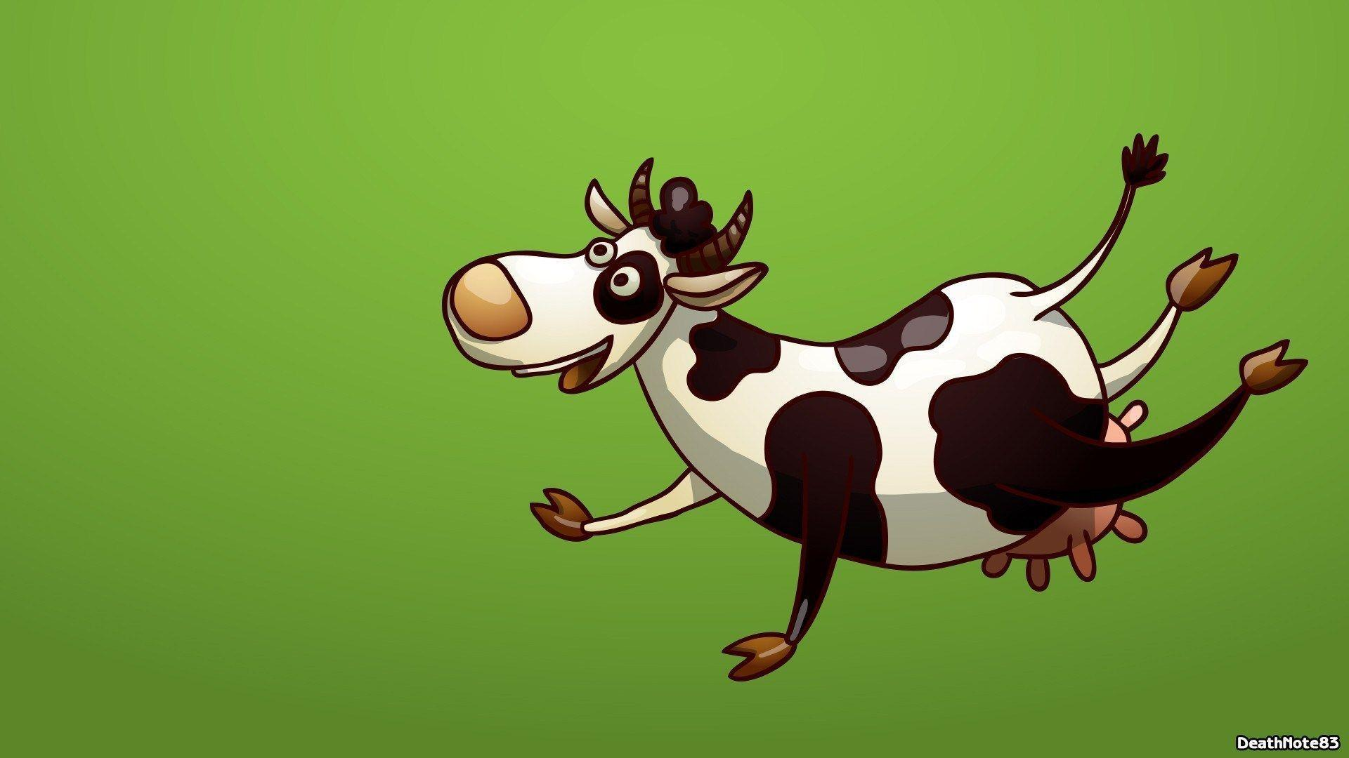funny cow wallpaper - photo #12