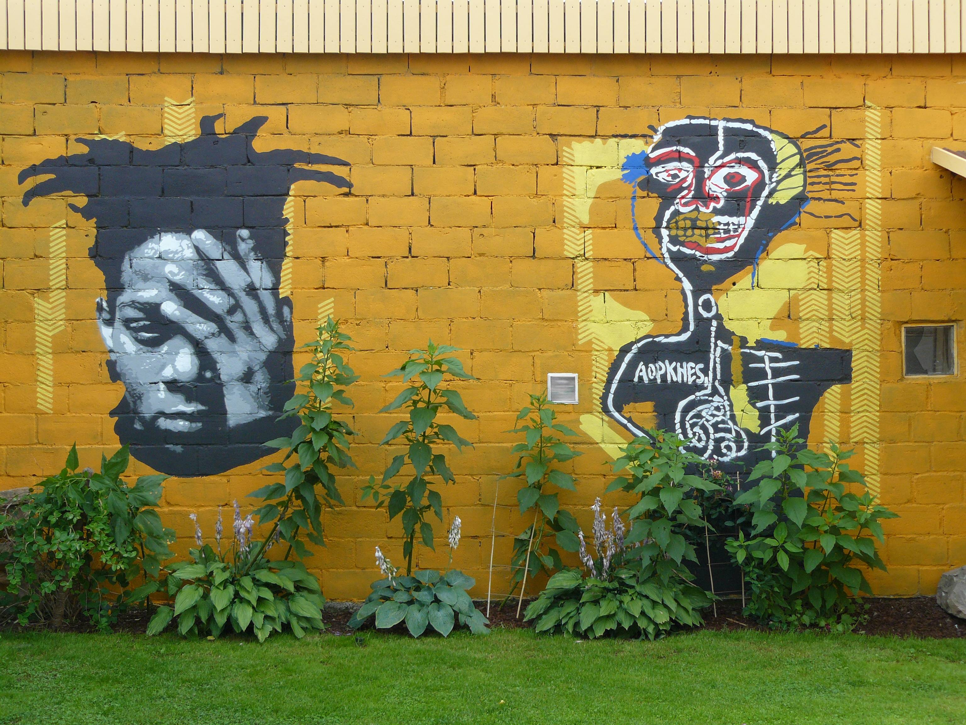 Images For > Basquiat Wallpaper