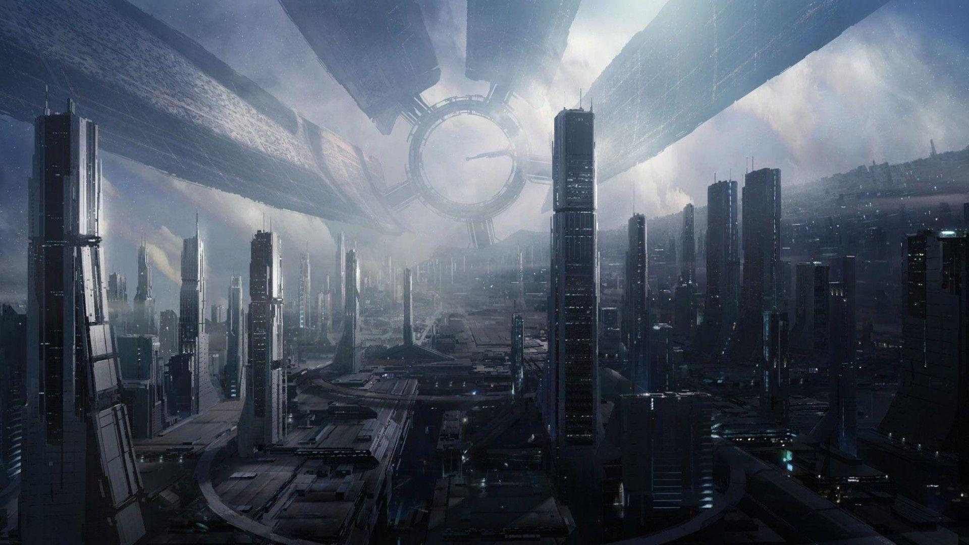 Futuristic City Wallpapers Image & Pictures