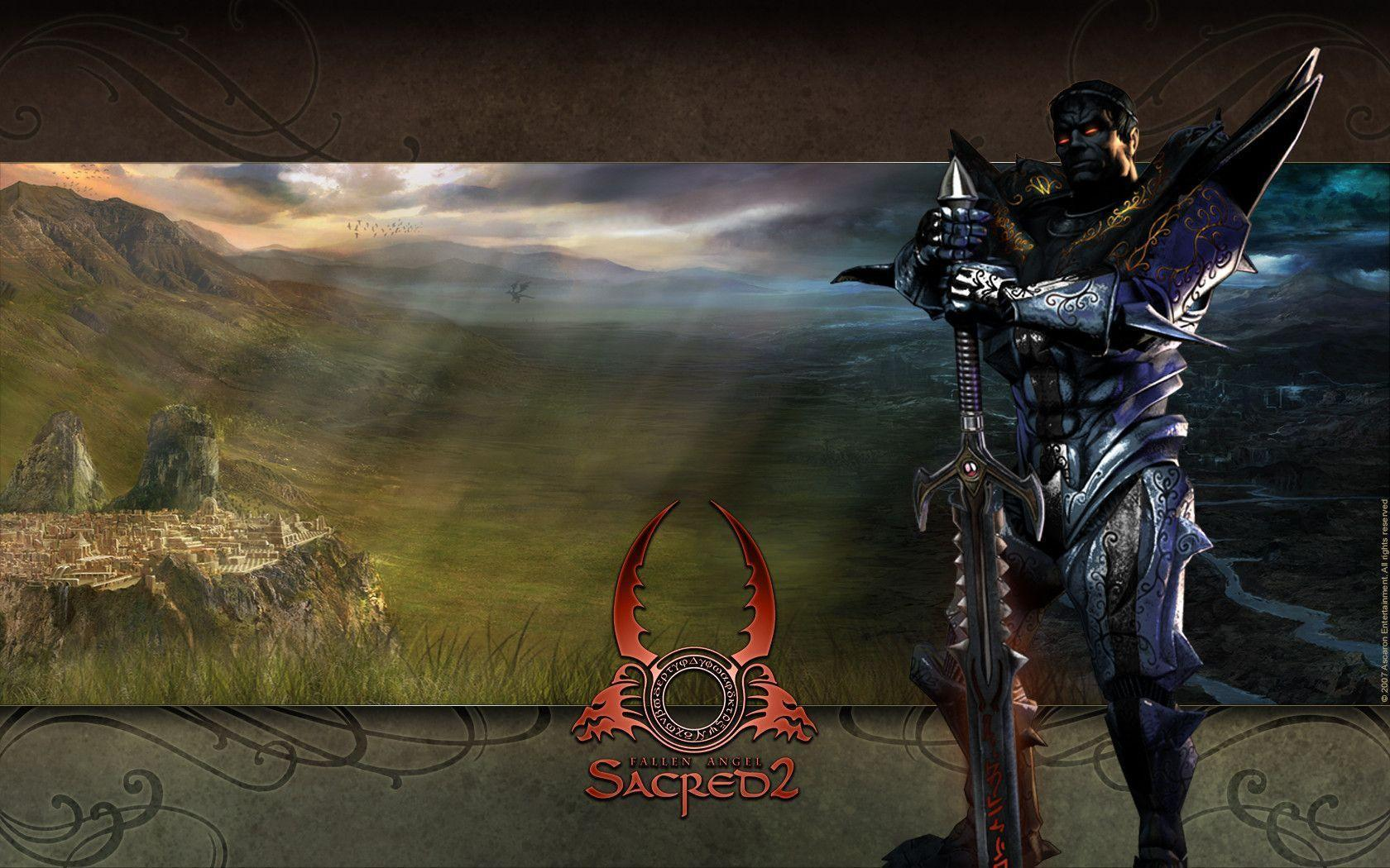 Sacred 2 Wallpapers Wallpaper Cave