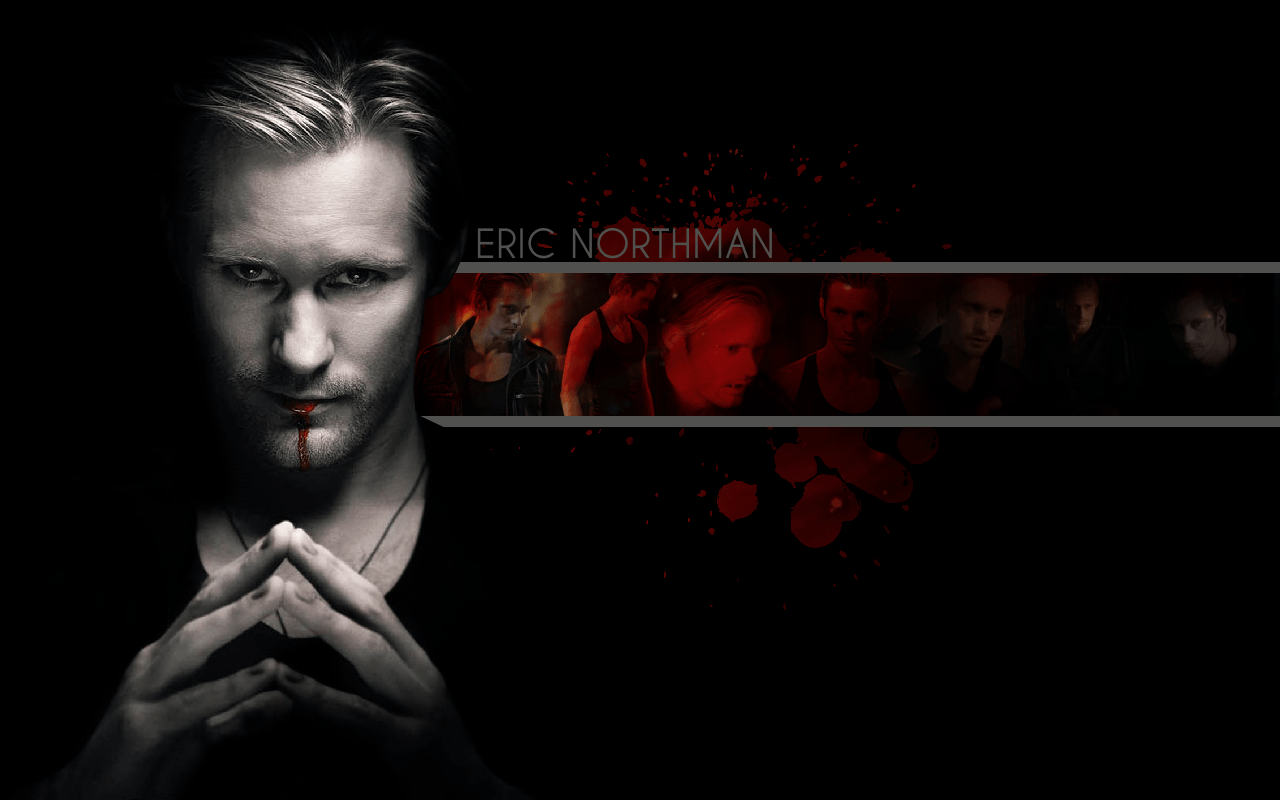 eric true blood wallpaper - photo #2