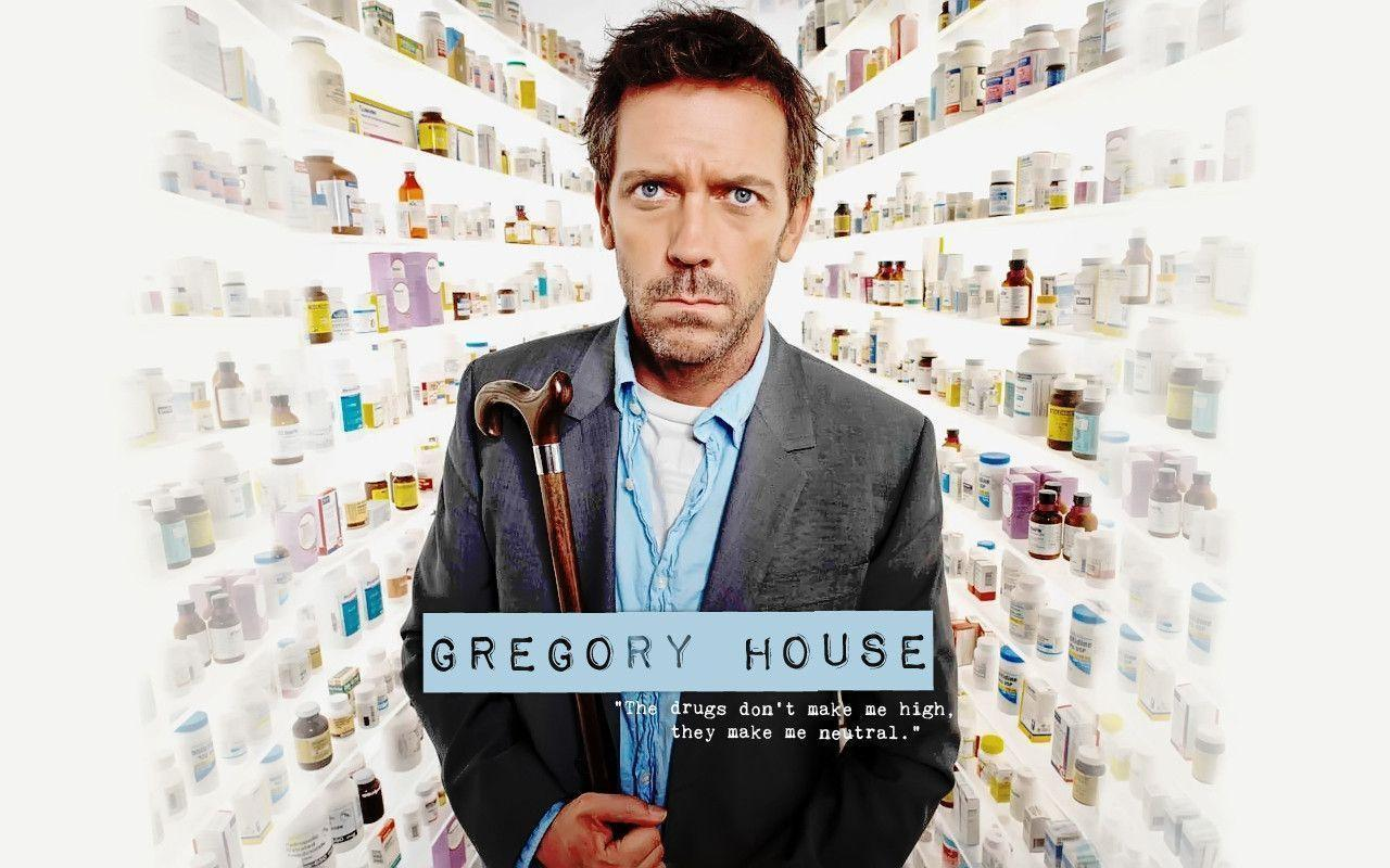 House M.D. wallpaper - House M.D. Wallpaper (7323885) - Fanpop
