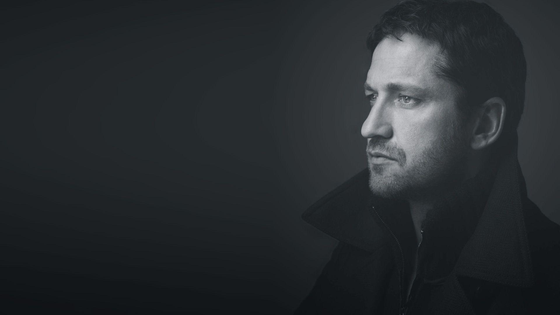Thoughtful Gerard Butler - High Definition Wallpapers - HD wallpapers