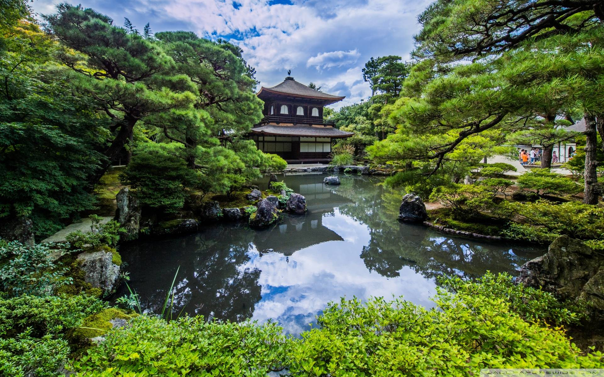 Hd wallpaper garden - Japanese Garden Hd Wallpapers Hd Wallpapers Inn