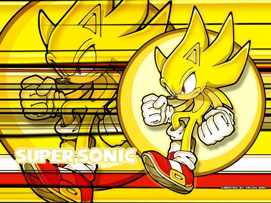Super Sonic Backgrounds - Wallpaper Cave