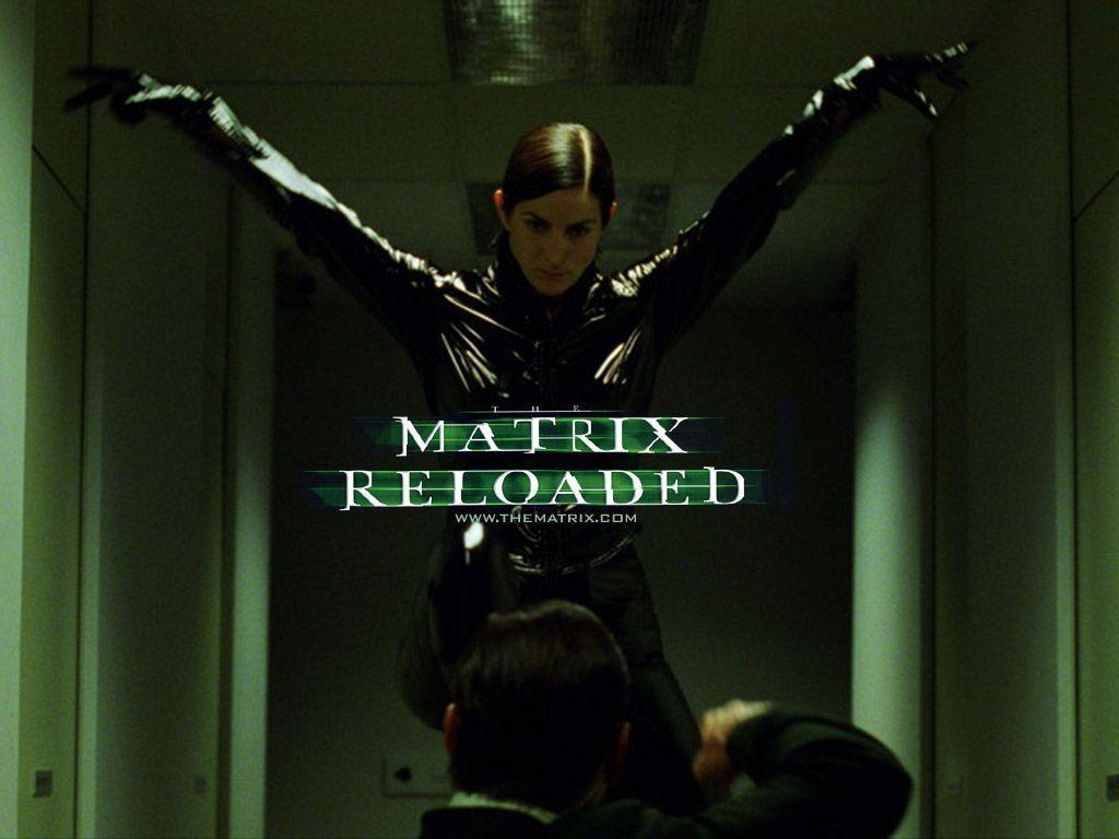 Pin The Matrix Wallpapers Movie Hd