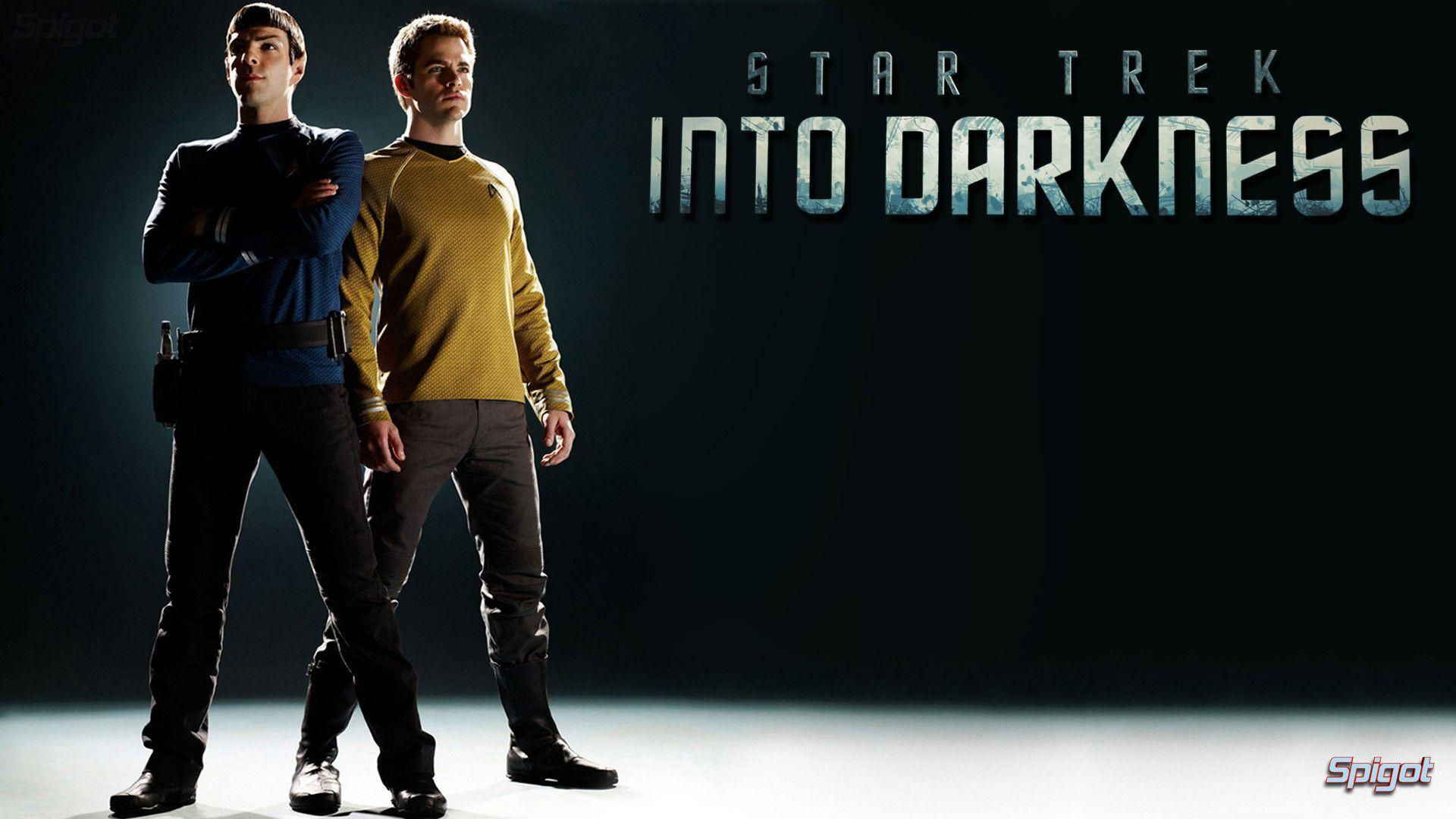 The JK Movie Review: &Trek Into Darkness&« Alice@