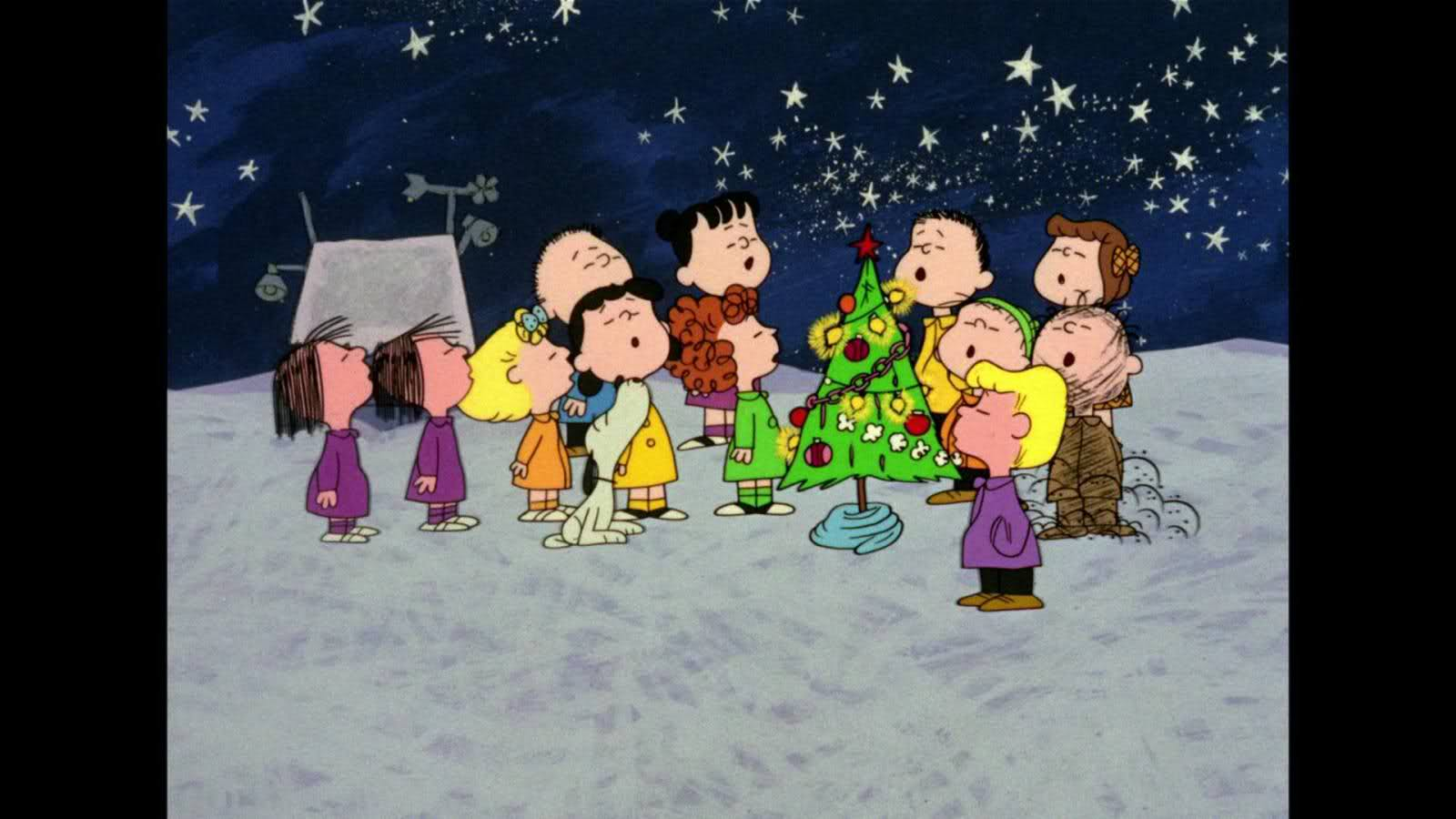 Peanuts Christmas Wallpapers