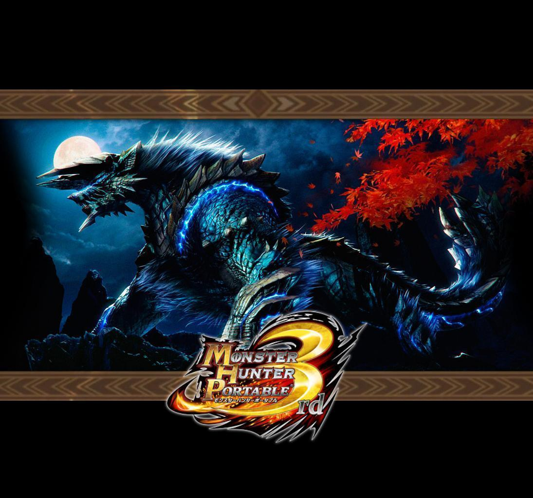 monster hunter tri wallpapers wallpaper cave