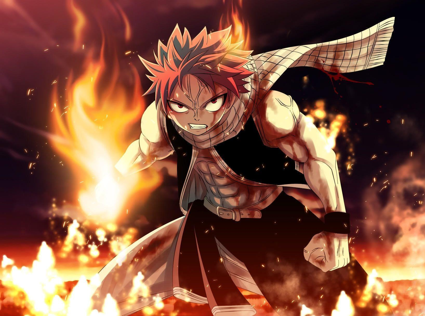 Fairy Tail Computer Wallpapers, Desktop Backgrounds 1636x1215 Id