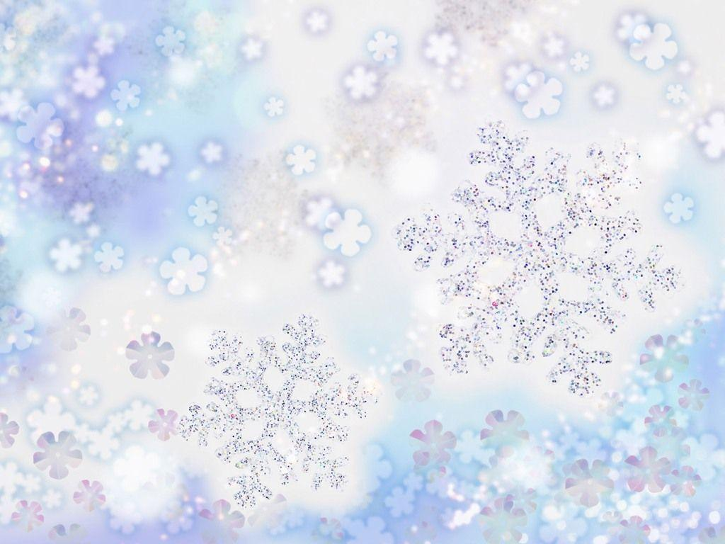 wallpaper crystal snowflake background - photo #35