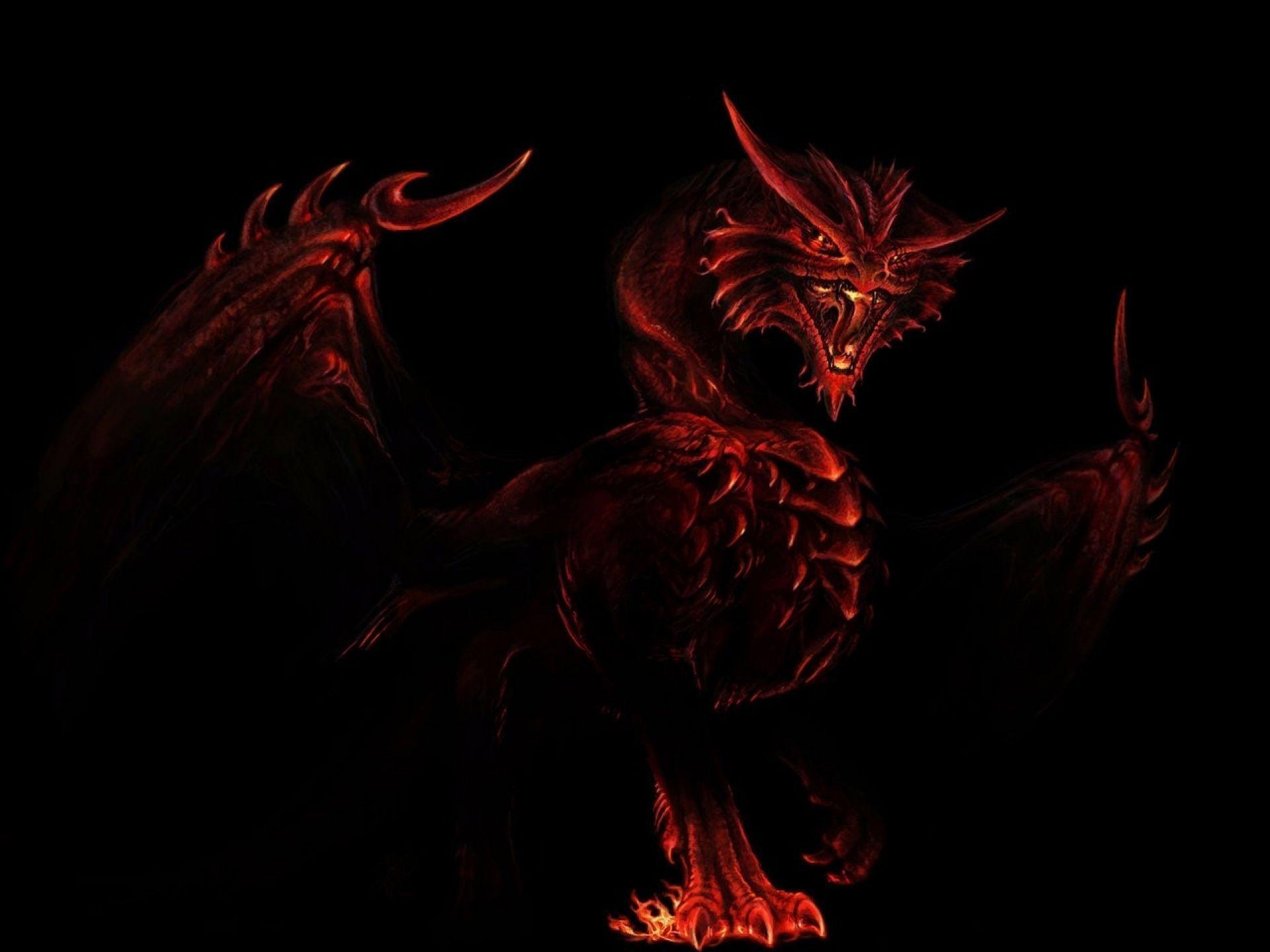 Dark Dragon Wallpapers Wallpaper Cave