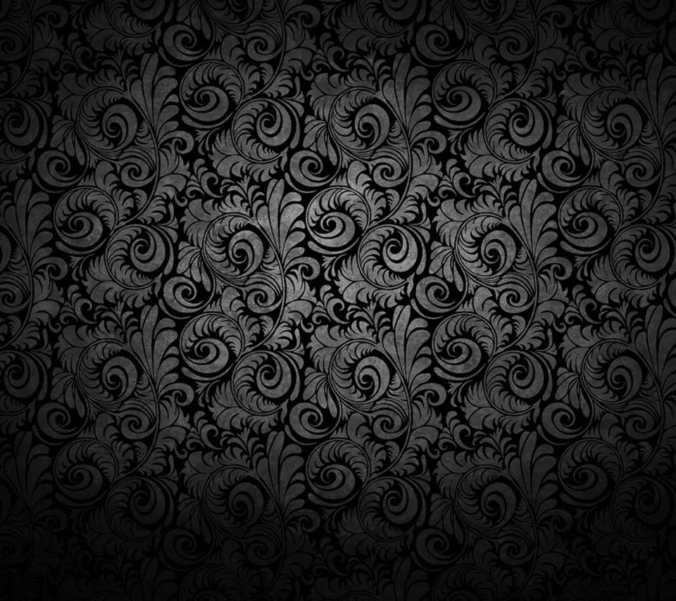 Elegant Background Pattern Black And White Black Elegant Wallpape...