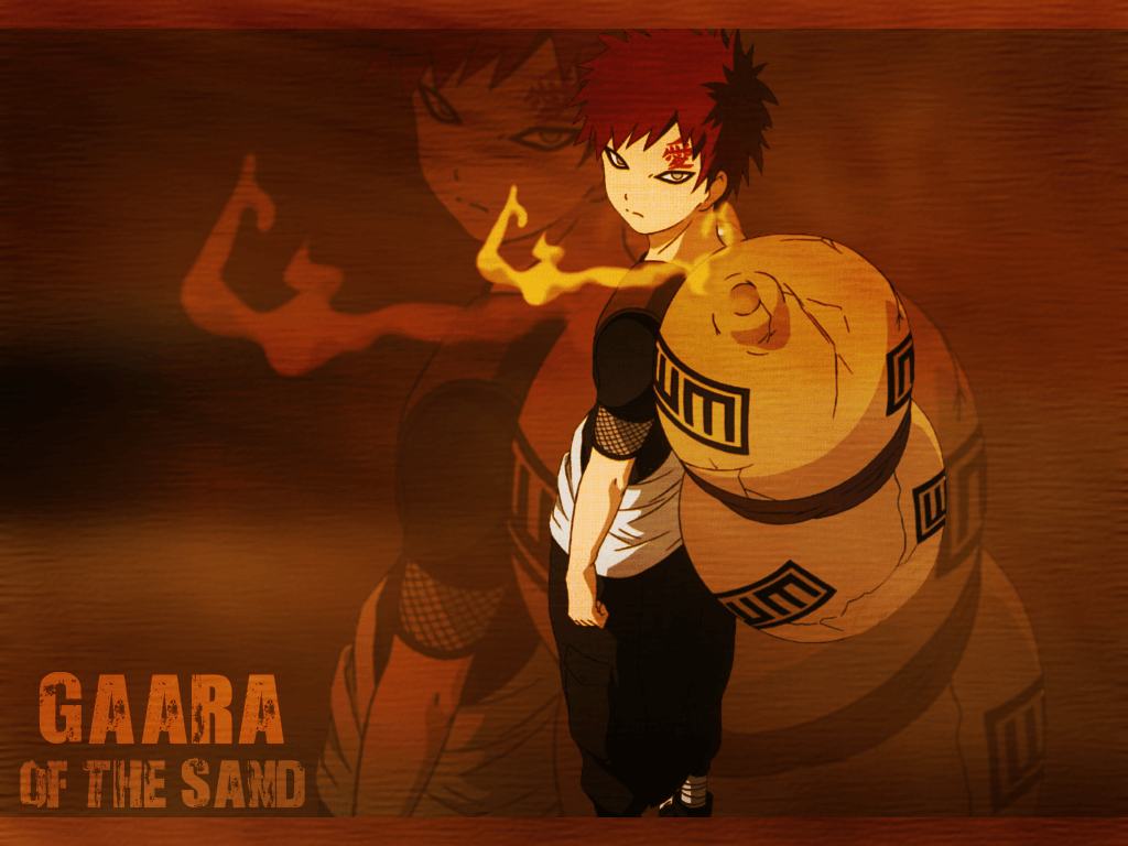 naruto and gaara wallpaper - photo #6