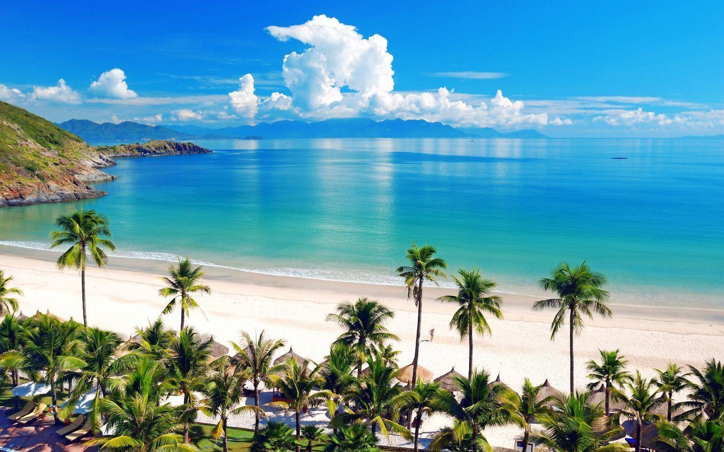 Beach Pictures For Desktop Backgrounds Wallpaper Cave
