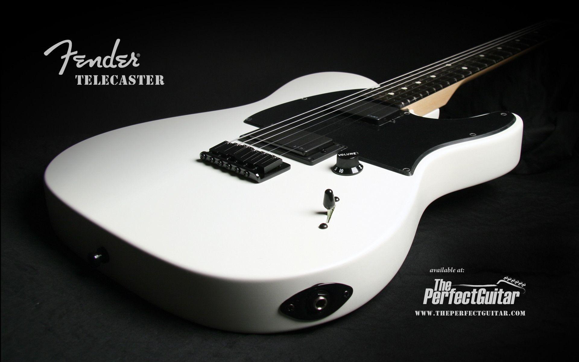 Fender Telecaster Wallpapers