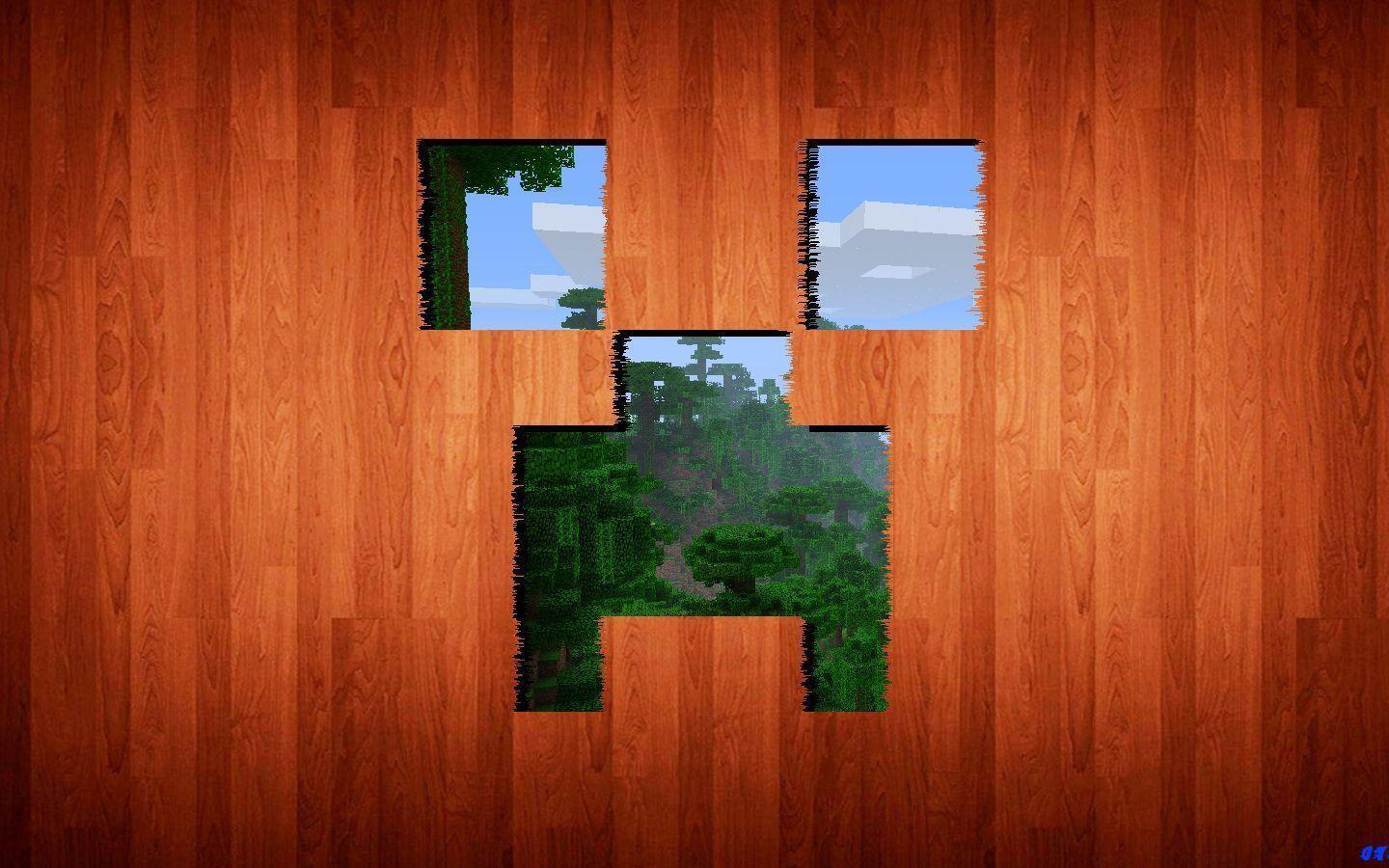 minecraft pc wallpapers wallpaper cave