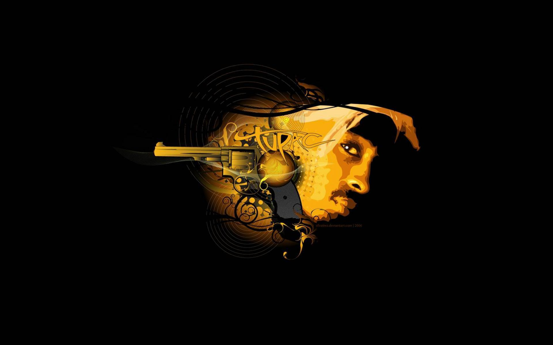tupac shakur wallpapers wallpaper cave