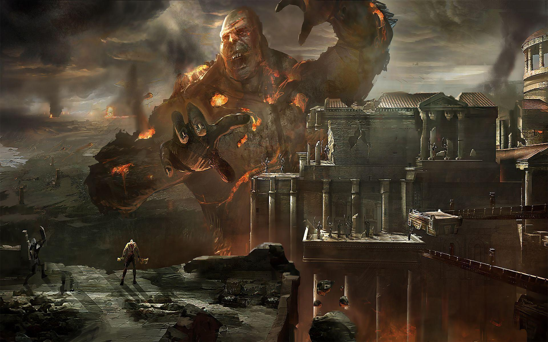 God Of War Game Wallpapers - HD Game Wallpapers
