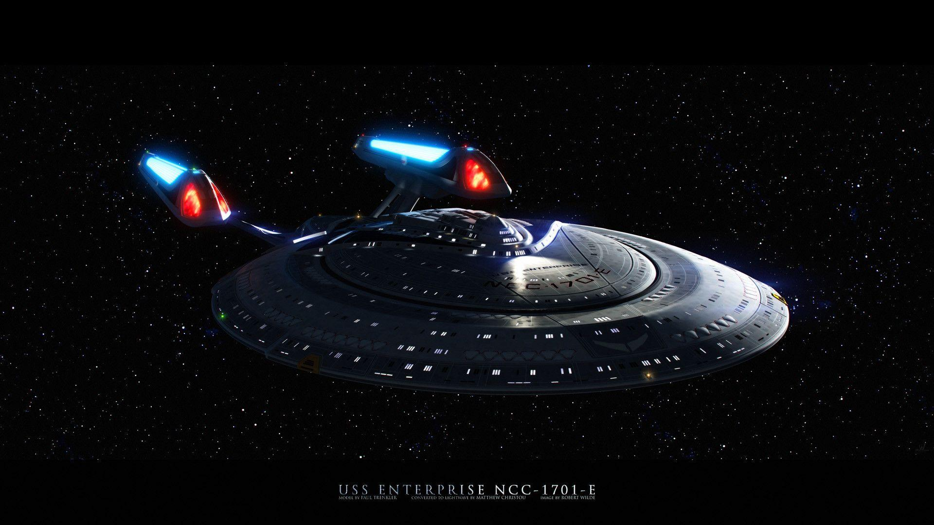 Top Star Trek Enterprise Wallpapers - Wallpaper Cave HR64