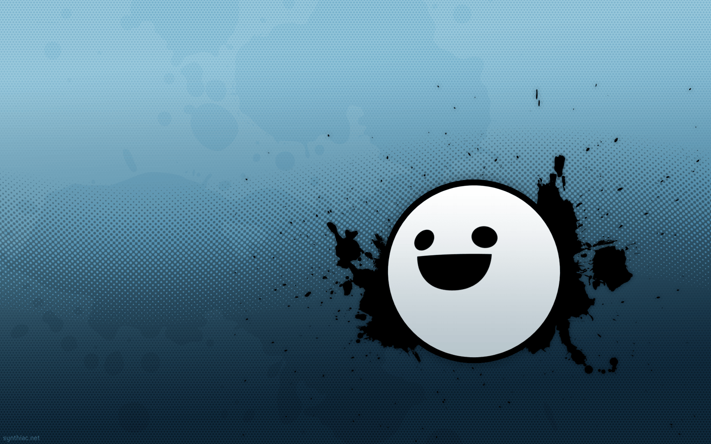 smiley face wallpapers wallpaper cave
