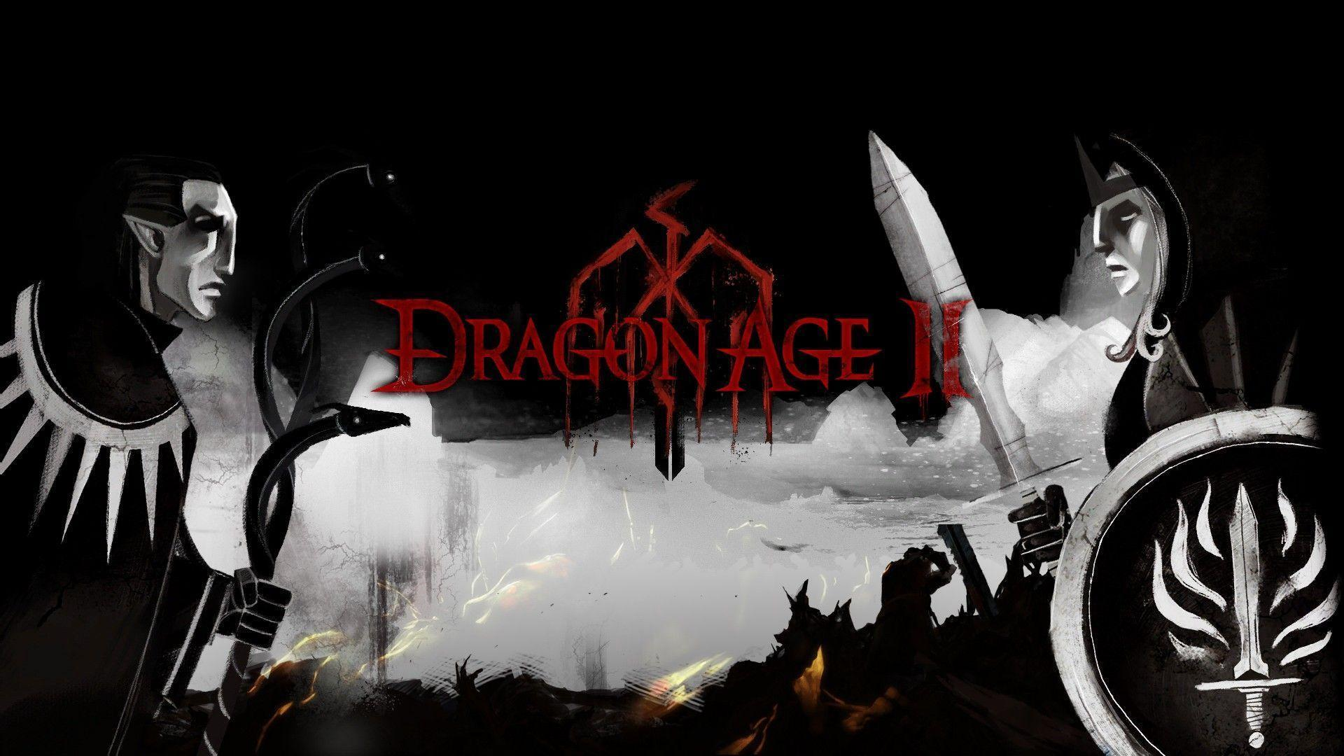 48 Dragon Age II Wallpapers | Dragon Age II Backgrounds Page 2