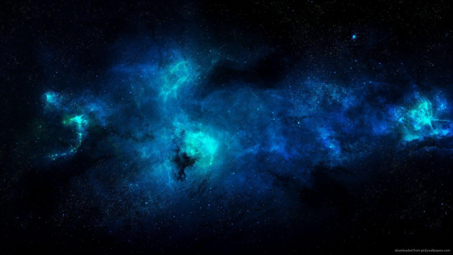 Blue Space Wallpapers For Blackberry Playbook