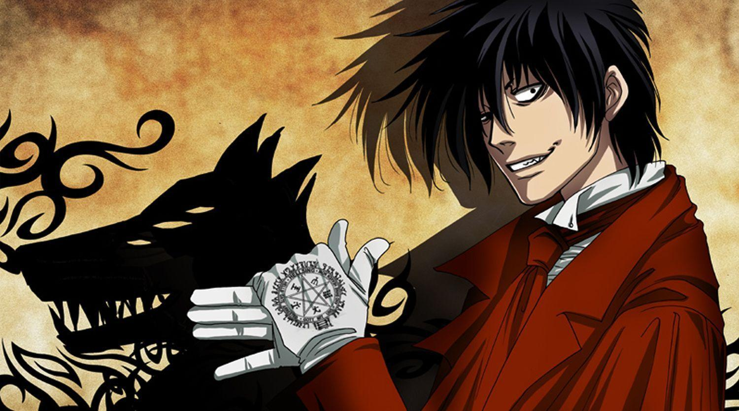 Hellsing ultimate wallpapers wallpaper cave - Anime hellsing wallpaper ...