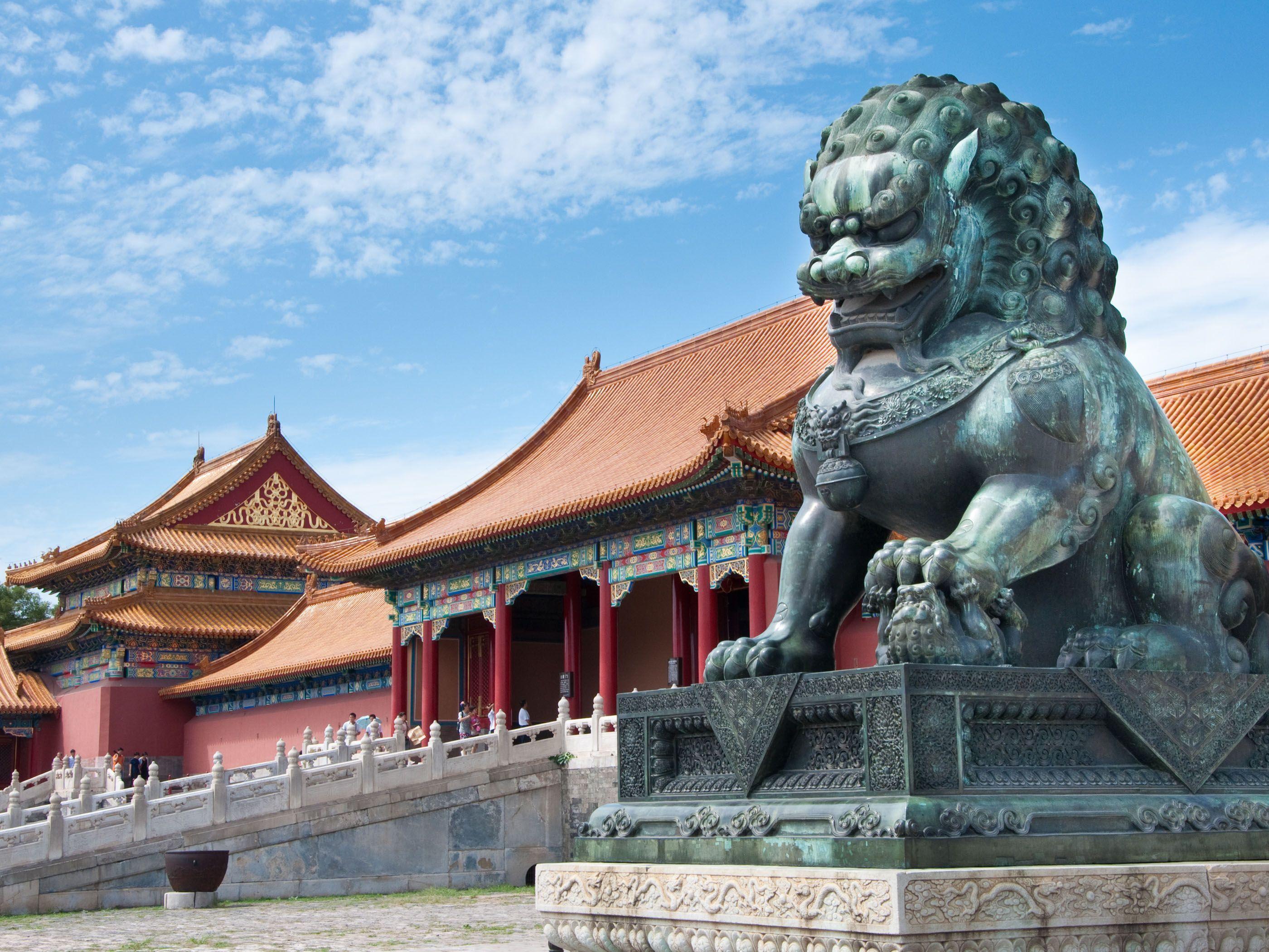 Forbidden City Wallpapers - Wallpaper Cave