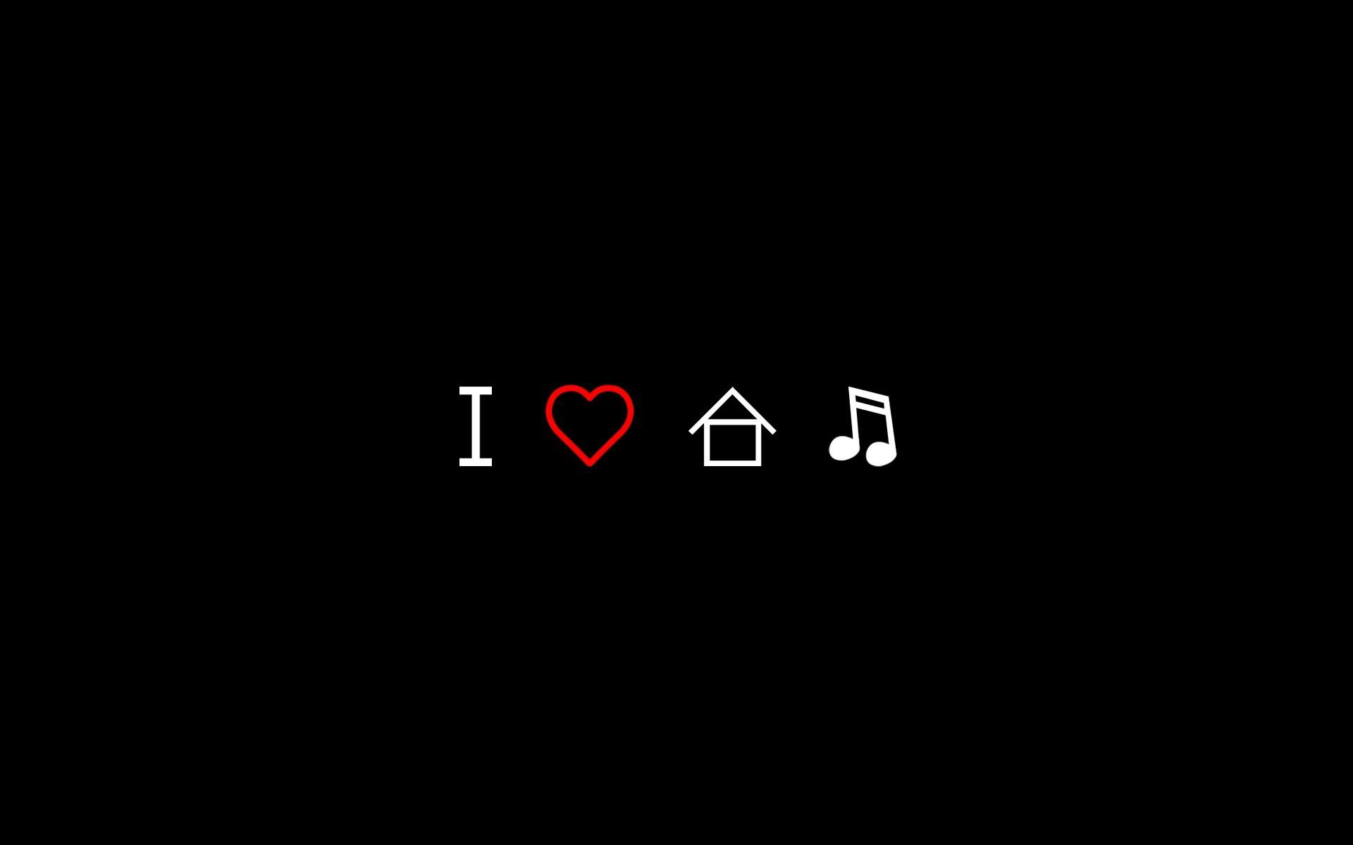 I love house music wallpapers wallpaper cave for My house house music