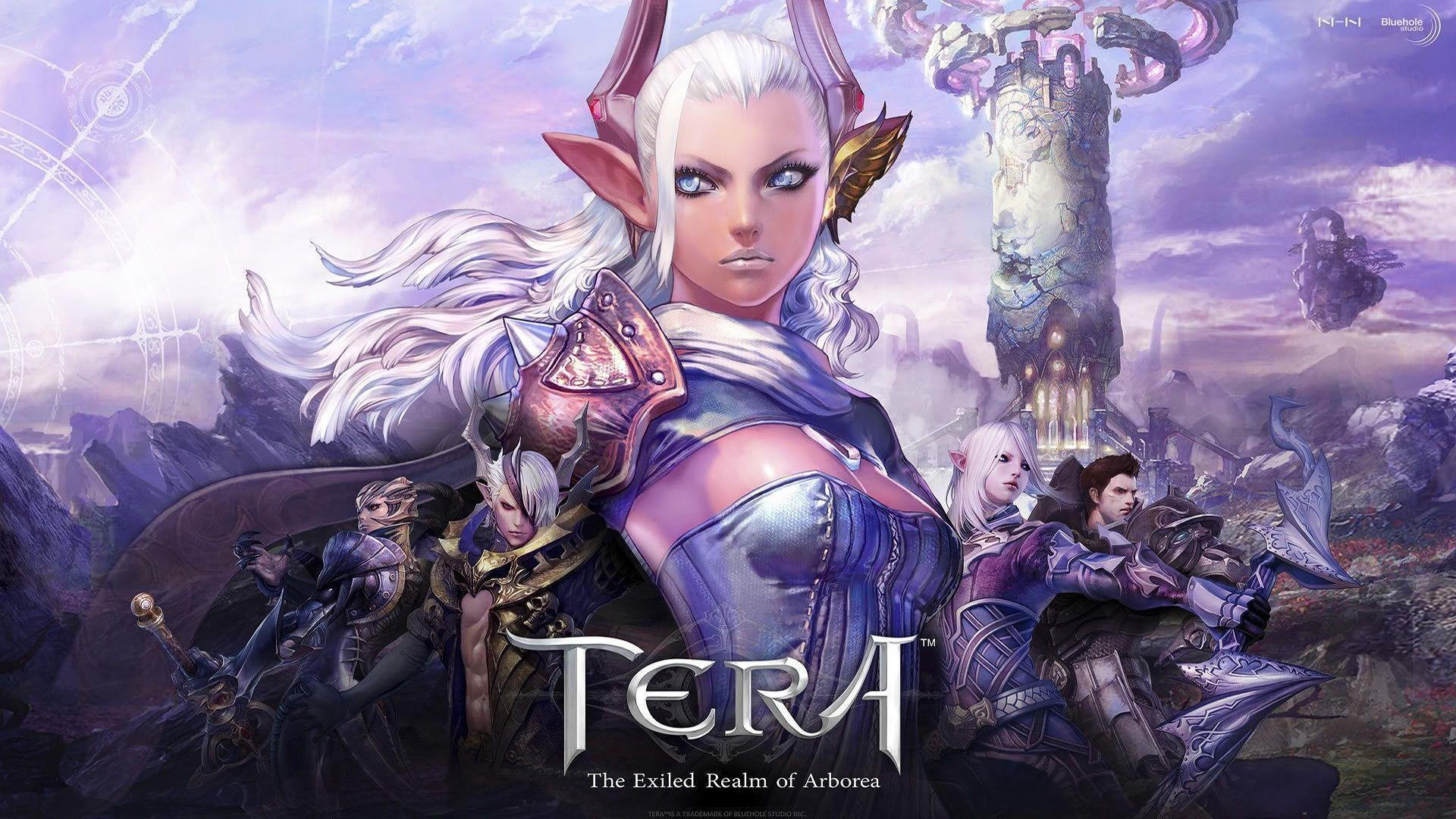 Tera Online Wallpapers Wallpaper Cave