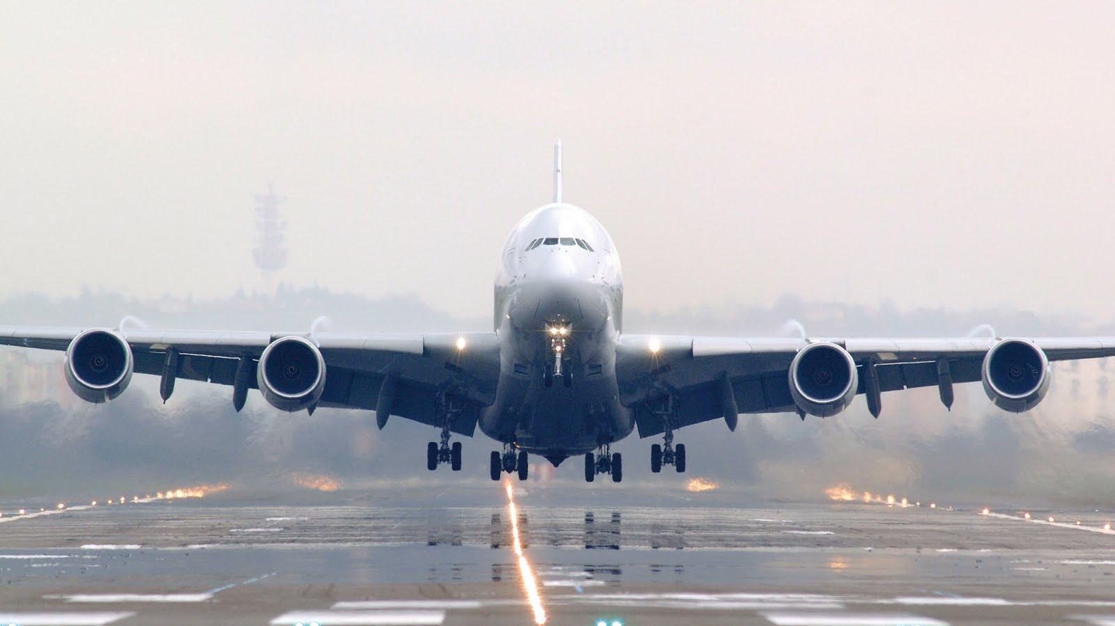 <b>Airbus A380</b> [6] <b>wallpaper</b> - Aircraft <b>wallpapers</b> - #45756