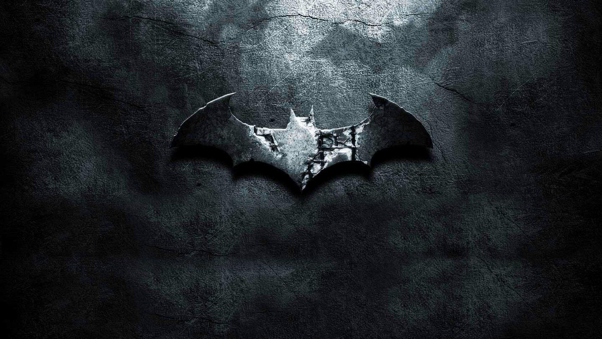 Batman Logo Batmans Wallpapers For Desktop , Free Widescreen HD ...