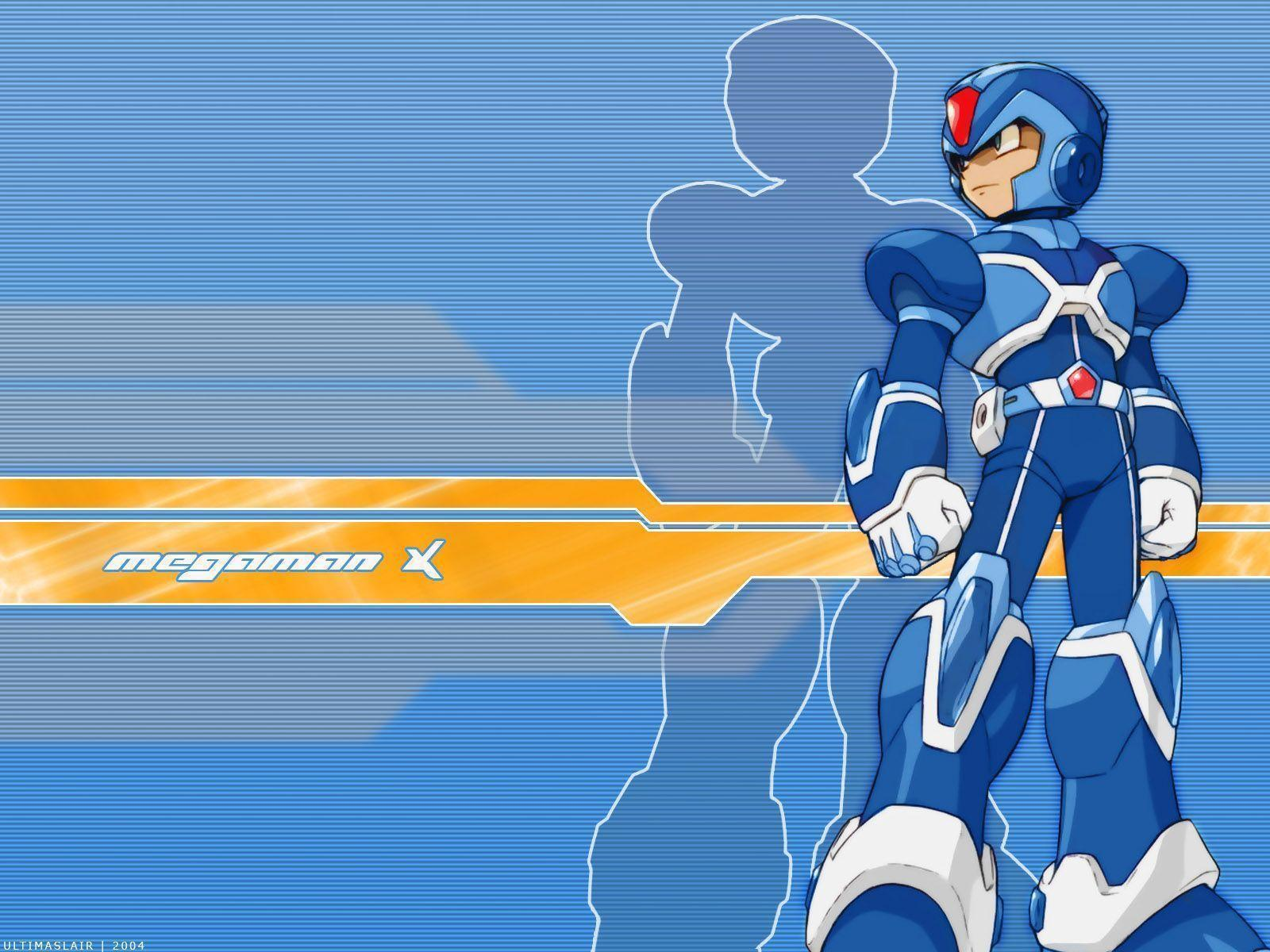 Megaman Awesome Wide Wallpapers Desktop