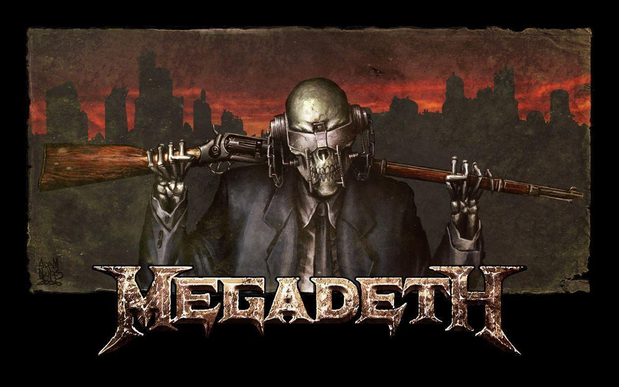 Megadeath Wallpapers -...