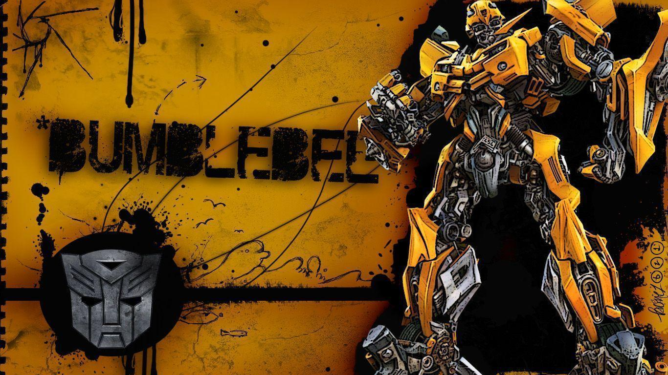 Transformers Bumblebee Wallpapers - Wallpaper Cave