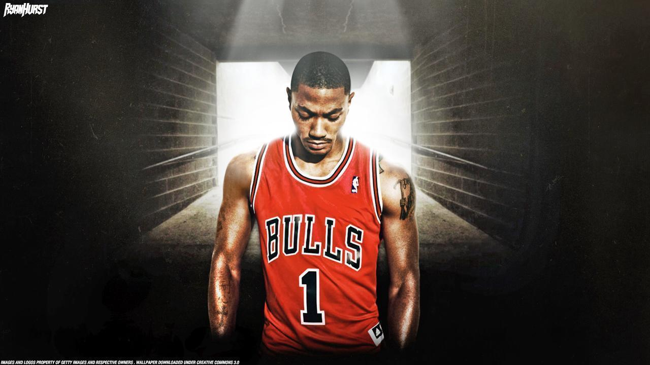 Derrick rose logo wallpapers wallpaper cave - Derrick rose cavs wallpaper ...