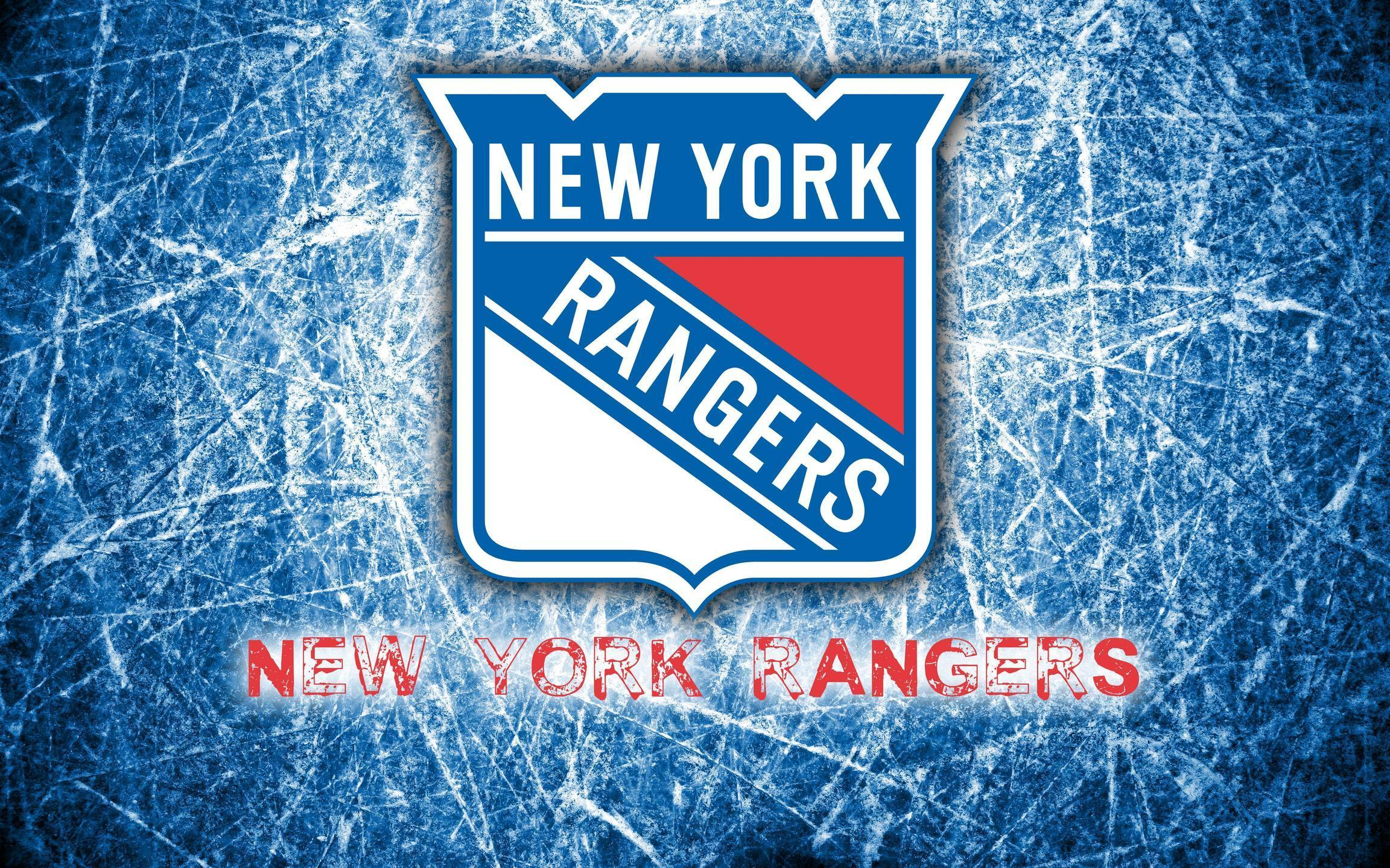 New York Rangers 2014 Logo Wallpaper Wide Or HD